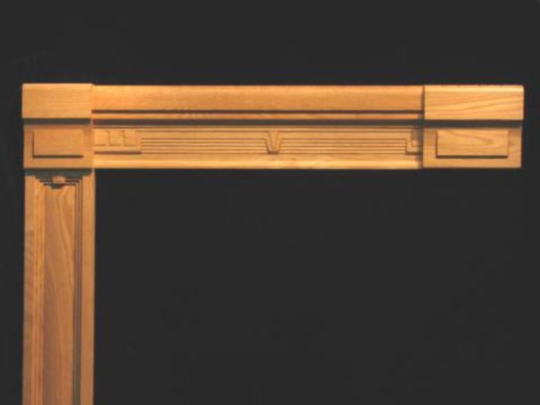 Art Deco Accents | Window & Door Trim
