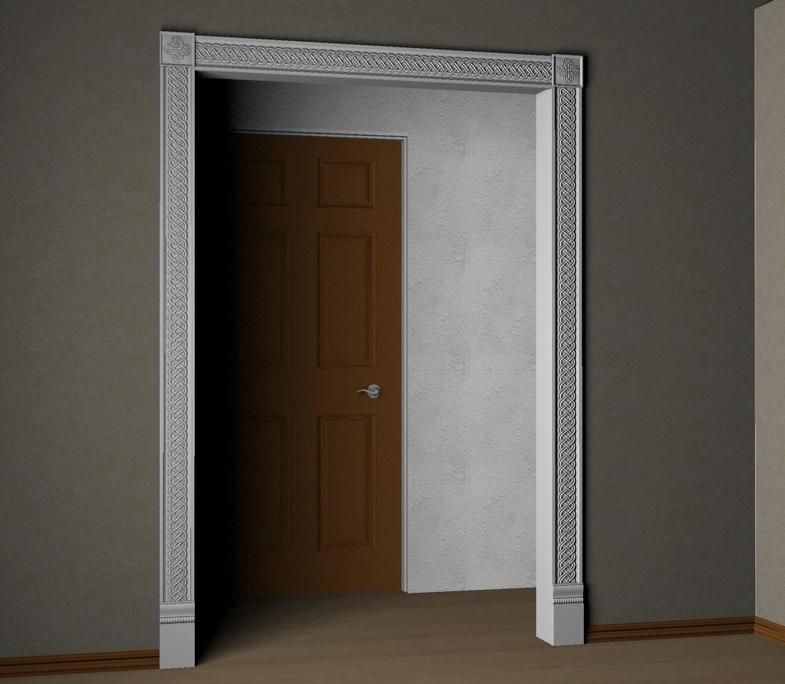 Rosette Door Trim amp Like This Item