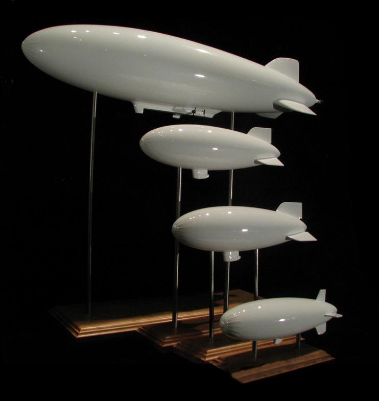 Airship Model Replicas