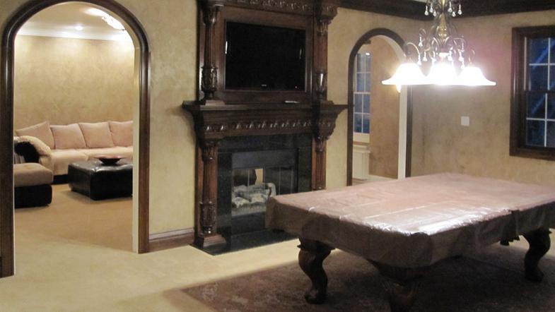 Merlau Fireplace Surround