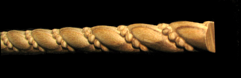 Detail Moulding - Beaded Rope