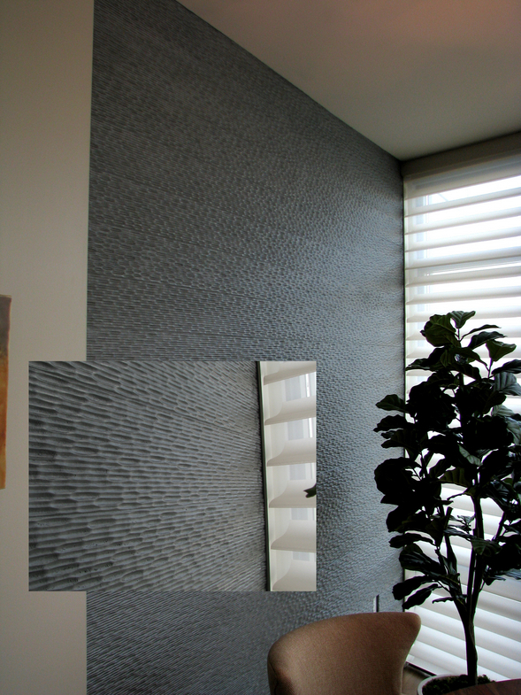 Focal Wall - Portland Waterfront, Pearl District