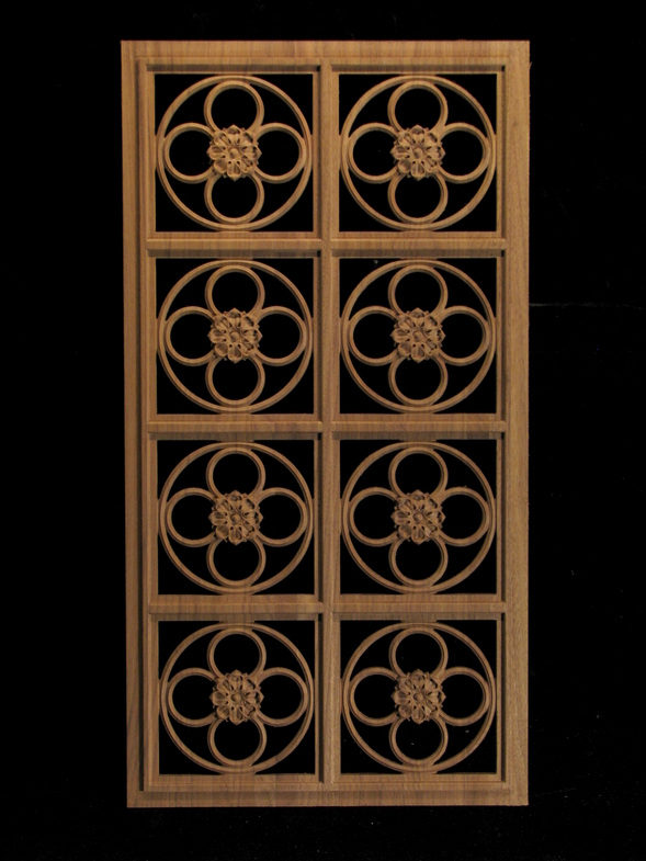 Carved Grille
