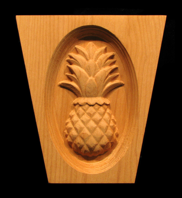 Keystone Classic Pineapple Carving