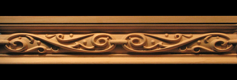 Moulding - Ornamental Iron