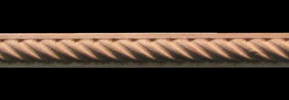 Detail Moulding - Qtr Rope