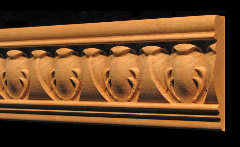 Moulding - Acanthus Transitions