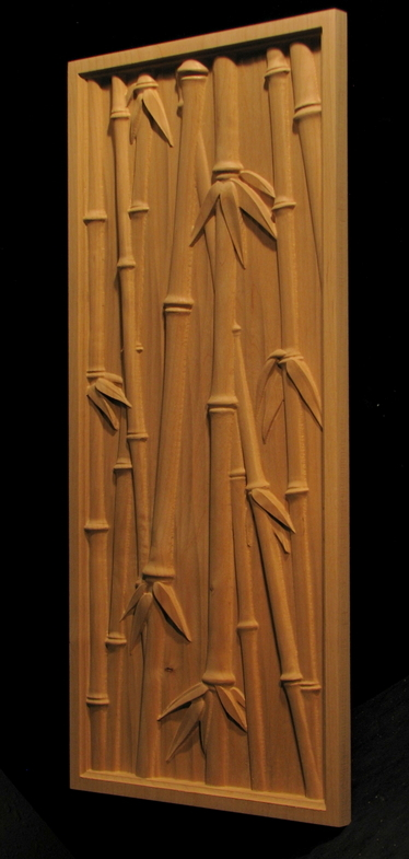 Panel - Bamboo
