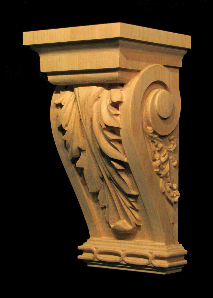 Corbel - Large Acanthus
