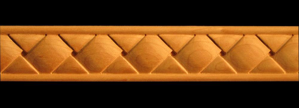Detail Moulding - Square Basket Weave
