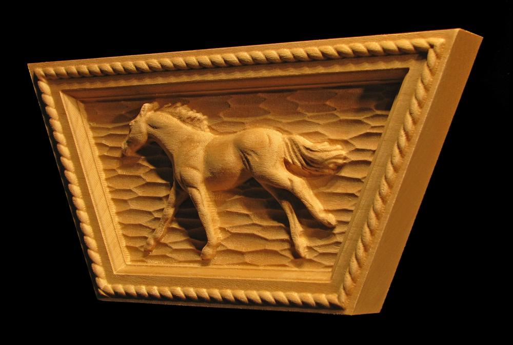 Keystone - Running Horse