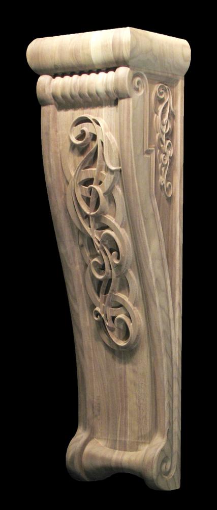 Long Corbel - Celtic Nouveau