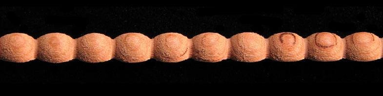 Detail Molding - Quarter Beads