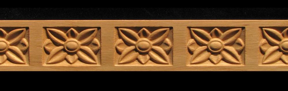 Frieze Moulding - Floral Transitions