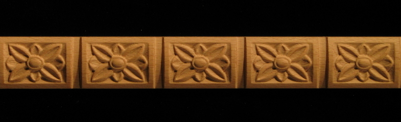 Detail Molding - Floral Transitions