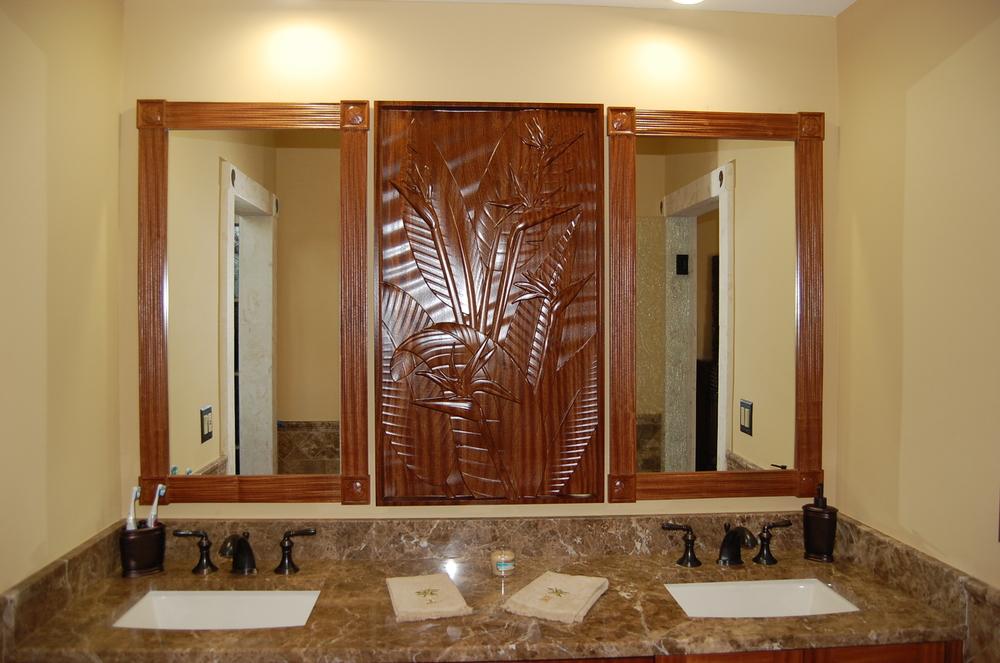 Bird of Paradise Bathroom
