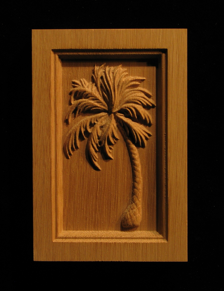 Palm Tree Blocks And Onlays