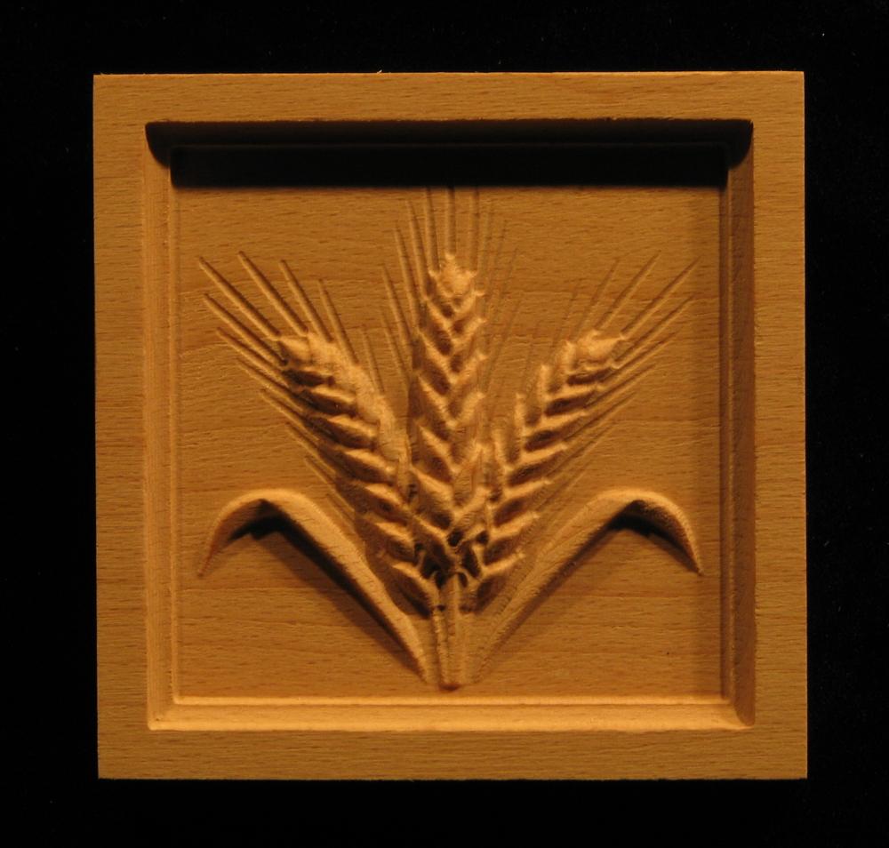 Wheat Block