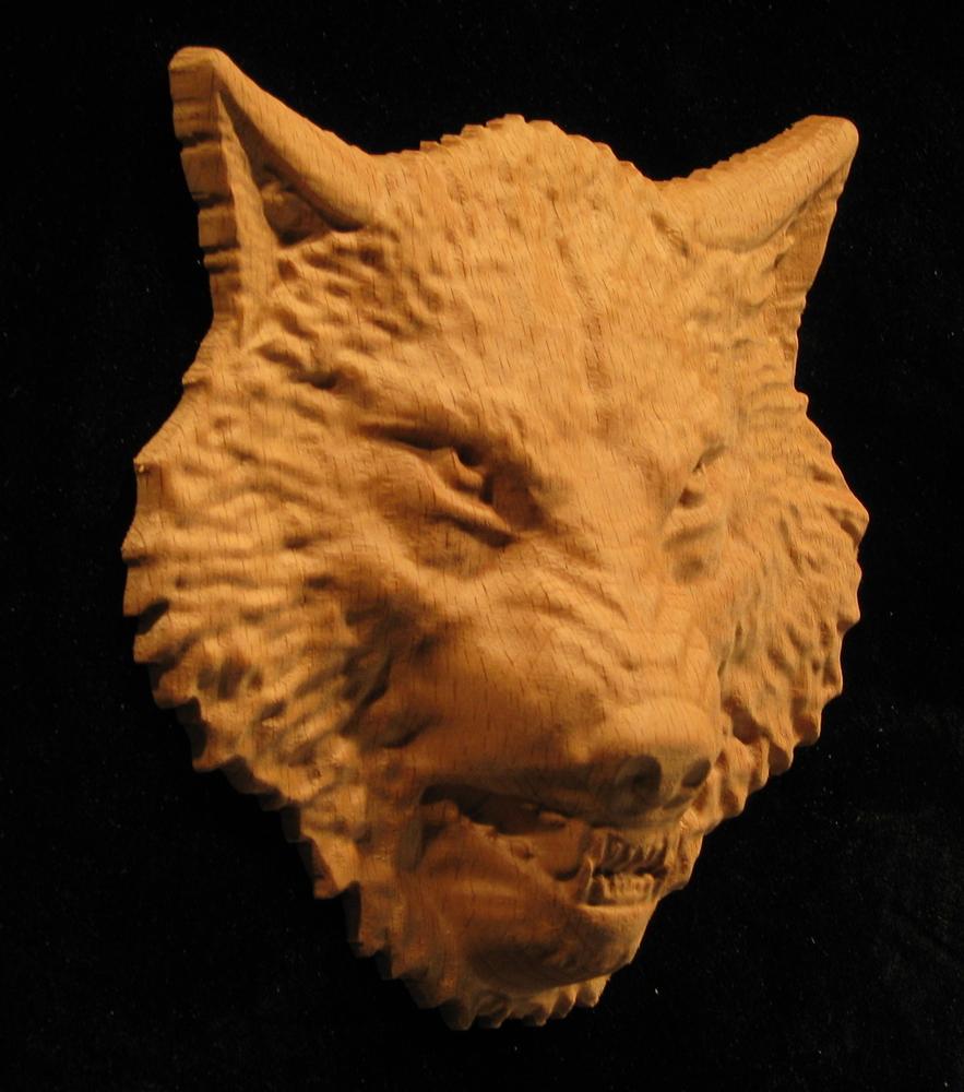 Onlay - Wolf