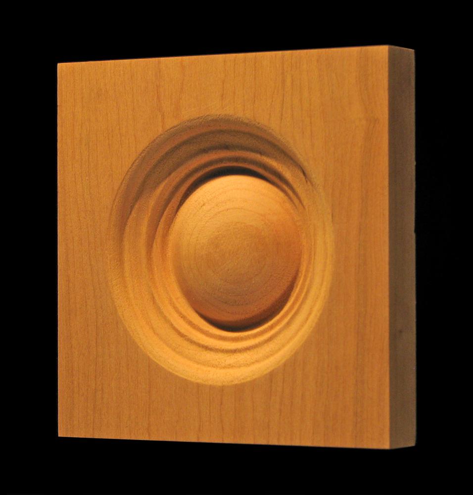 Corner Block - Classic Bullseye style #11 size 3