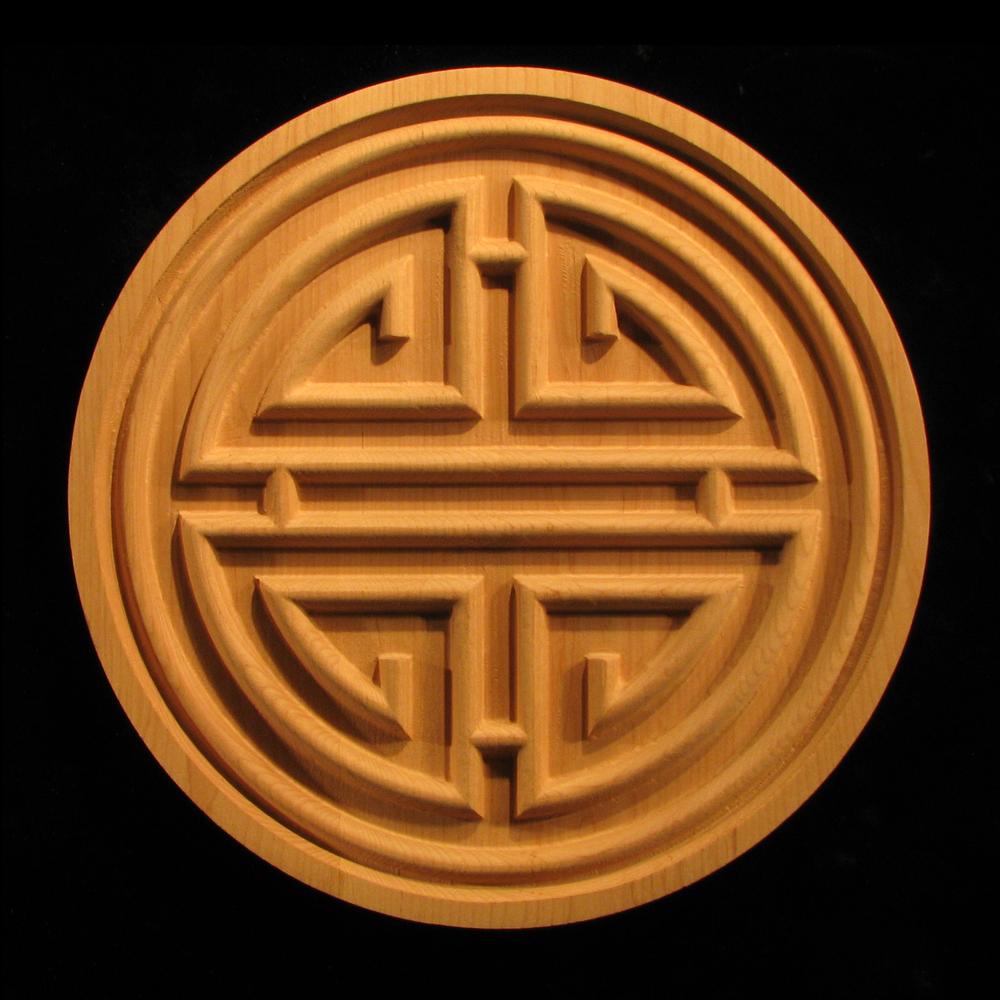Medallion - Prosperity