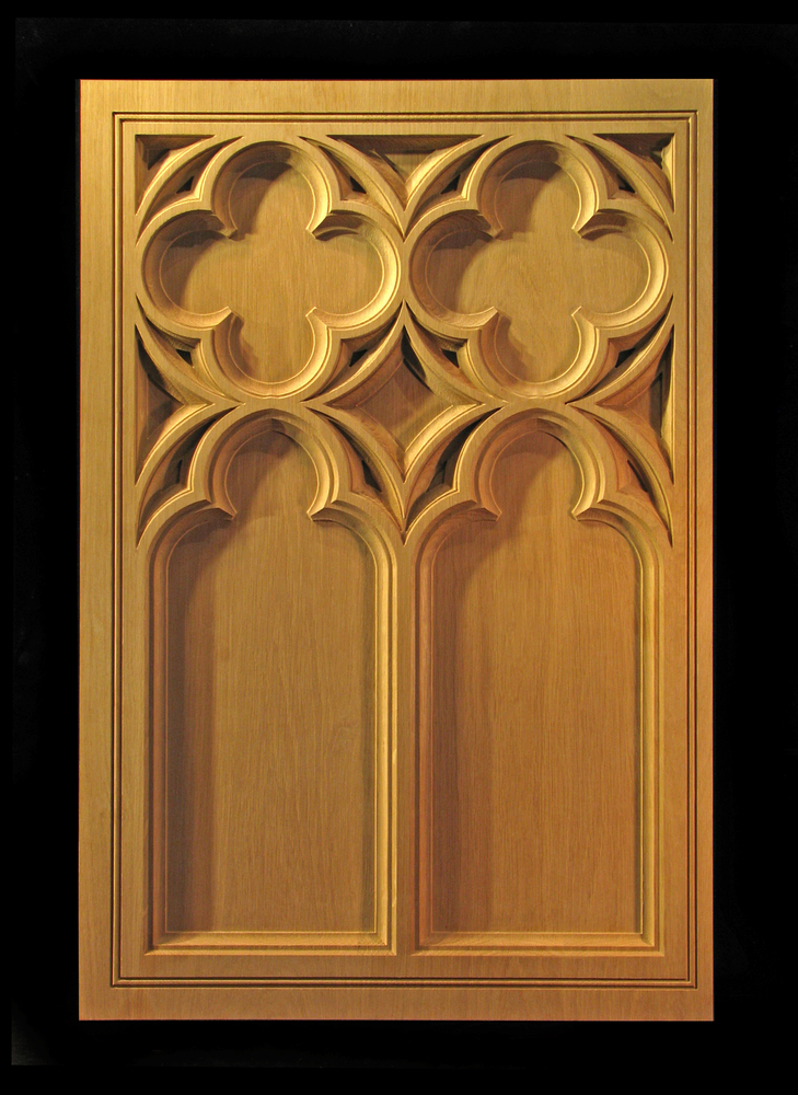 Panel Gothic Arch