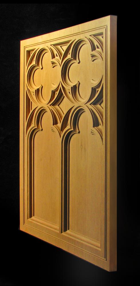 Panel - Gothic Arch