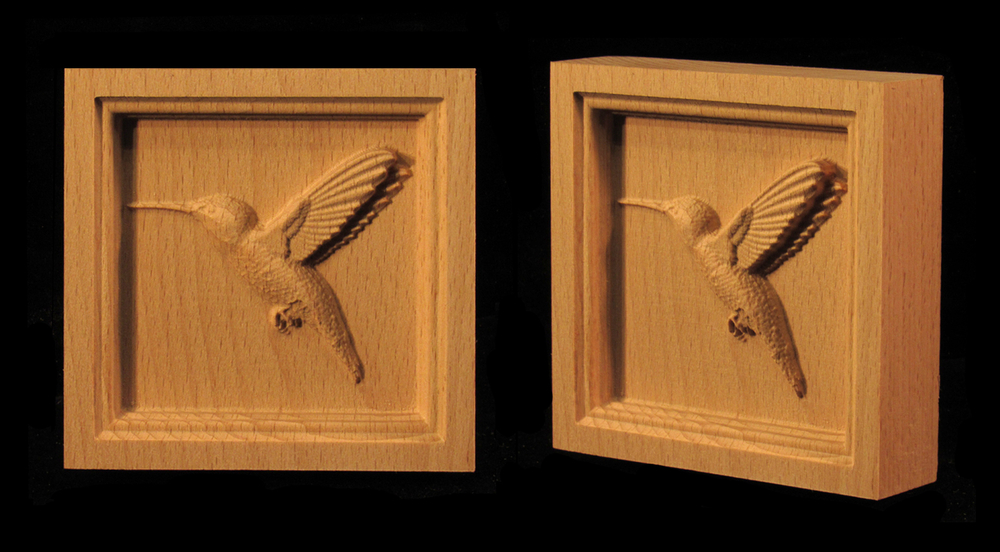 Hummingbird Block