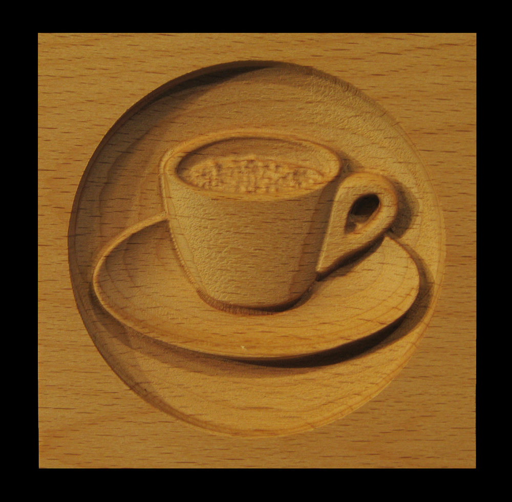 Coffee Cup Block