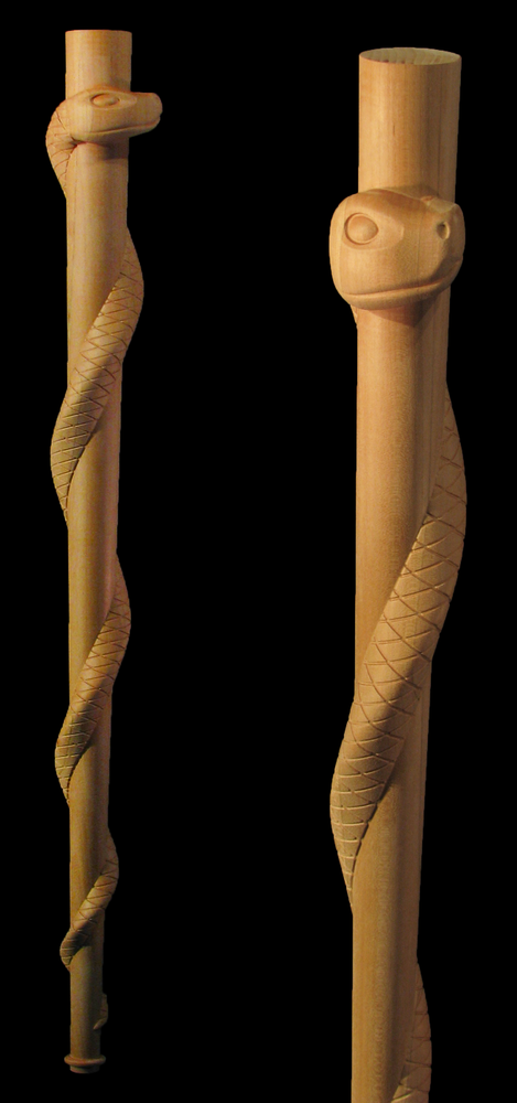 Snake Staff