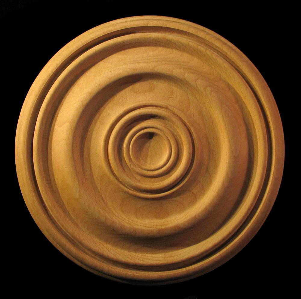 Medallion - Bullseye #13,  7