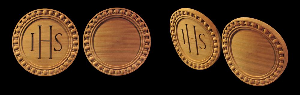 Curved Coin Signs