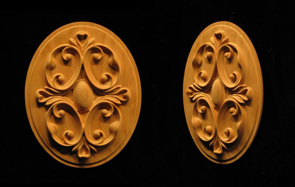 Custom Medallion
