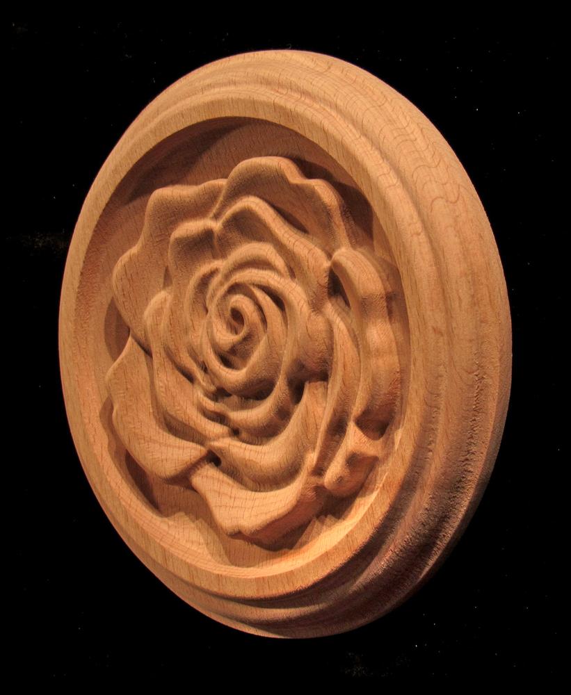 Rosette - Rose Flower #2