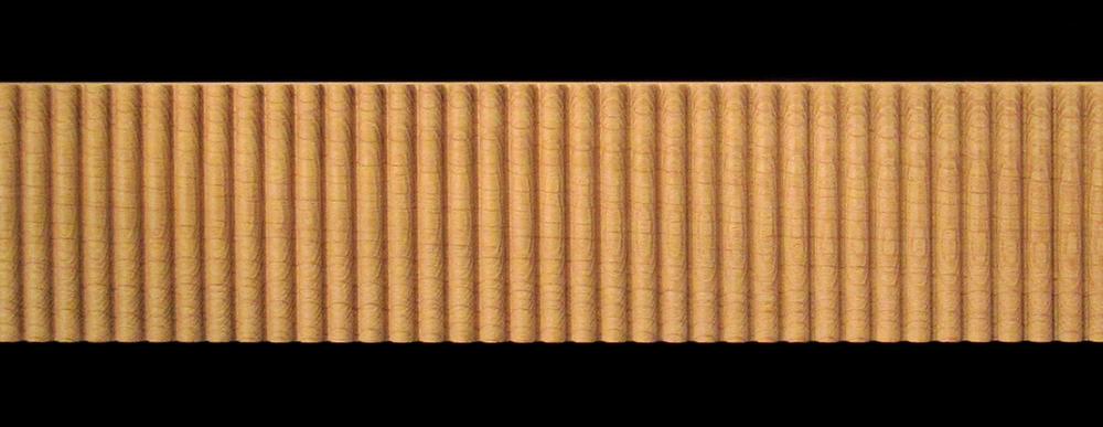 Frieze Moulding - Federal Reeded