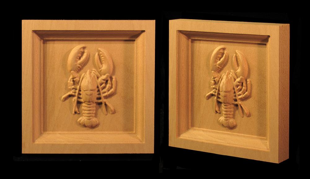 Lobster Corner Block