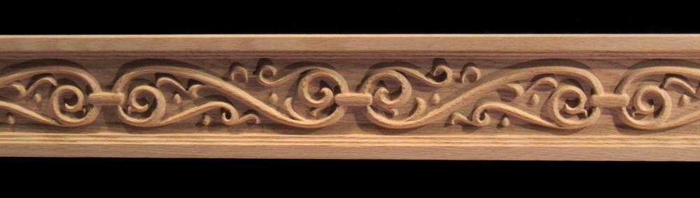 Frieze Moulding - Ornamental Iron