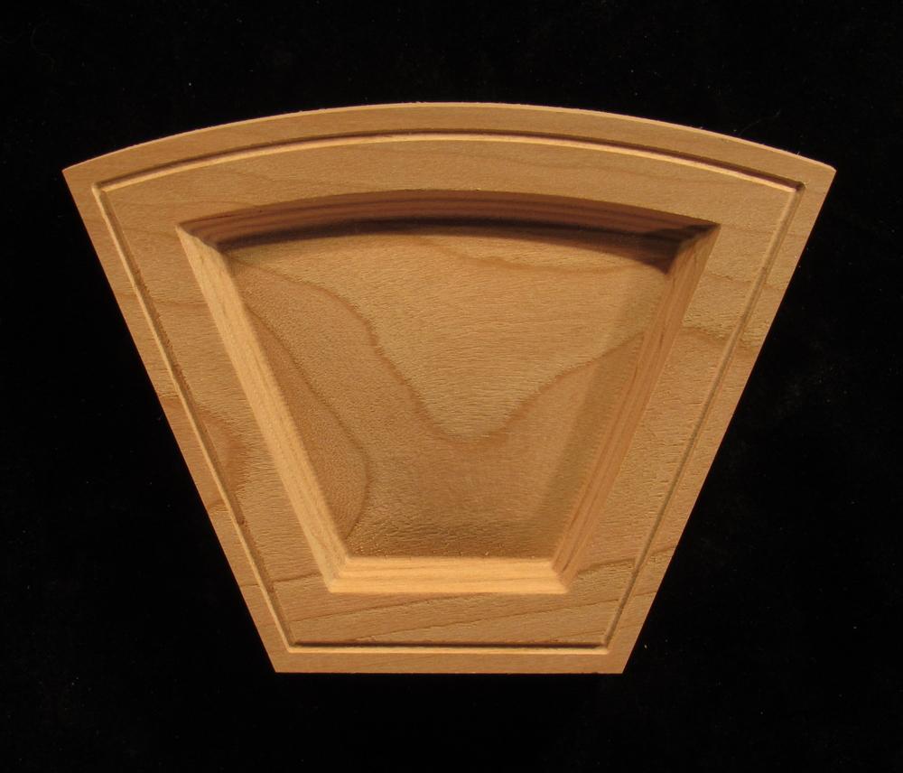 Keystone - Simple Arched