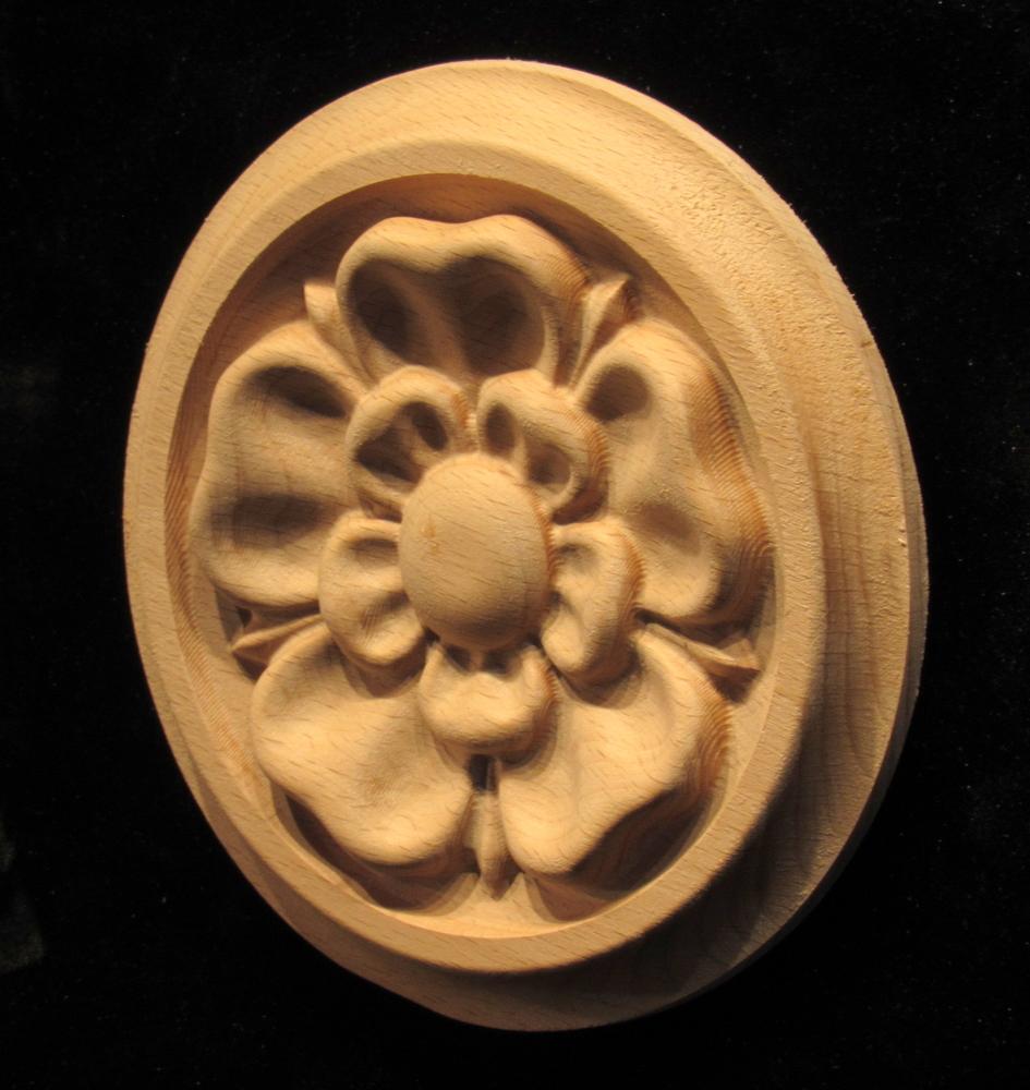 Rosette - Tudor Rose