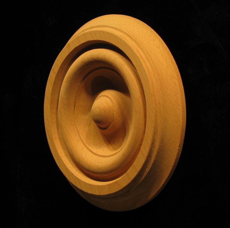Medallion - Bullseye #9,  7