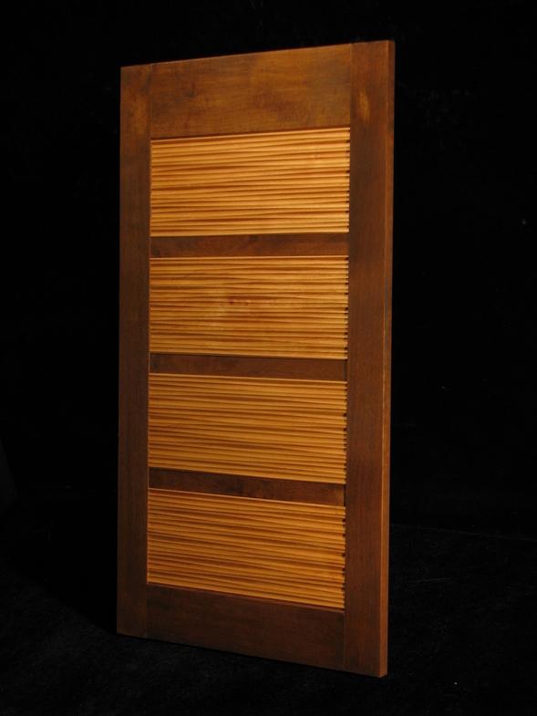 Cabinet Door - Contura Pattern