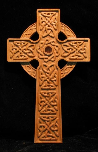 Gift Celtic Ringed Cross 12 Quot Celtic Gaelic And Weaves
