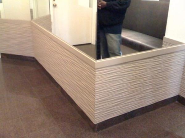 Image Decorative Paneling - Wainscoat