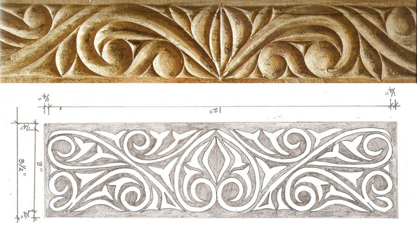 3d Wood Panel Wall