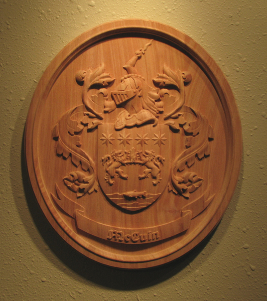 Image Family Crest