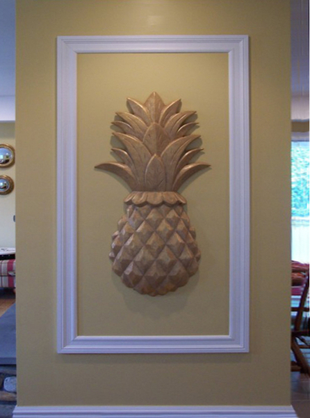 Image Welcome Pineapple