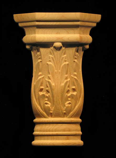 Image Capital - Acanthus Rounded