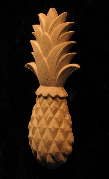 Applique, Onlay - Classic Pineapple
