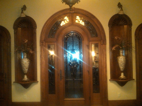 Image Foyer Niche - Great Job
