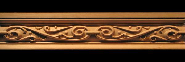 Image Moulding - Ornamental Iron